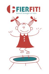 Logo + beeld FIERFIT